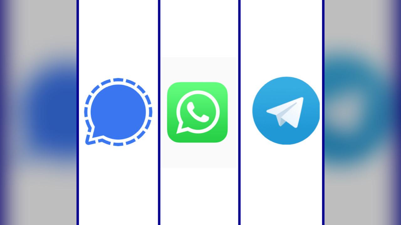 Confidentialité: WhatsApp clarifie, Signal et Telegram décollent