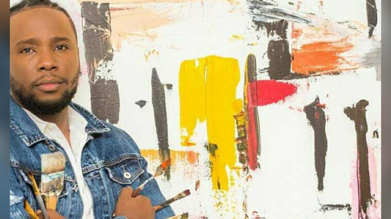 Harry Abilhomme Lanse yon ekspozisyon vènisaj pou voye yon mesaj renouvo