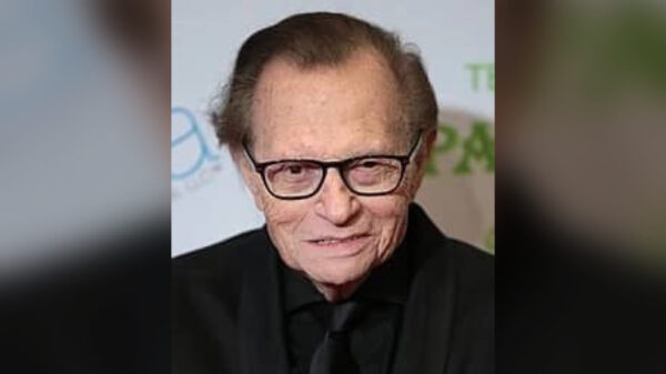 Le célèbre journaliste américain, Larry King est mort à l'âge de 87 ans