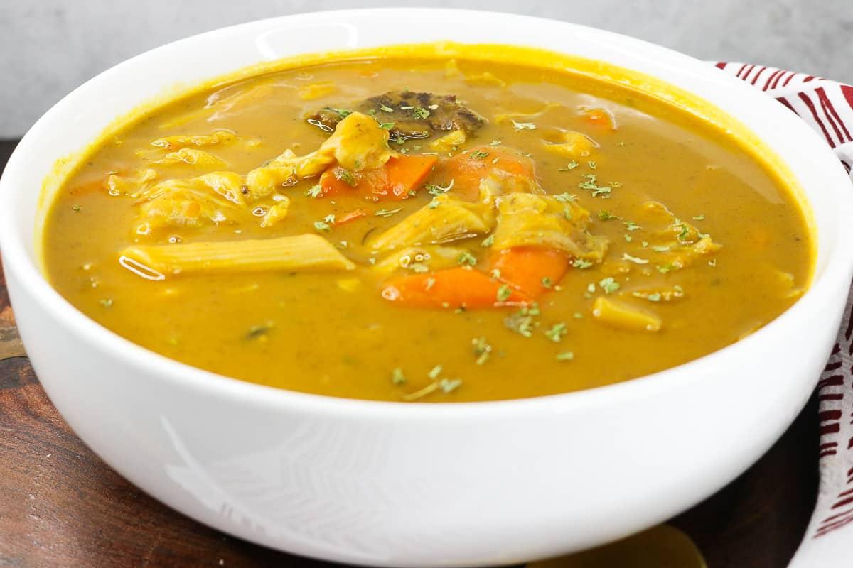 Teknik preparasyon tradisyonèl Soup joumou enskri ofisyèlman nan Rejis Nasyonal Patrimwàn Kiltirèl Ayisyen an