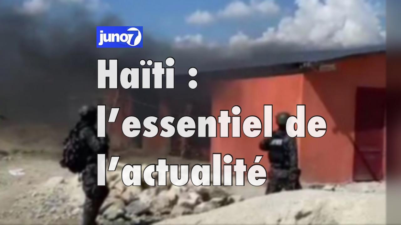 Haiti : L'essentiel de l'actualité du lundi 28 décembre 2020