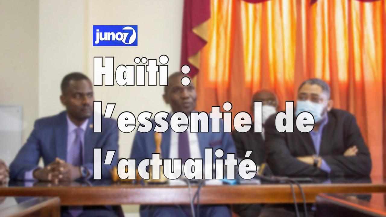 Haiti : L'essentiel de l'actualité du mercredi 13 janvier 2021