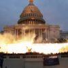 Suspension de la séance au Congrès après l'irruption de manifestants pro-Trump