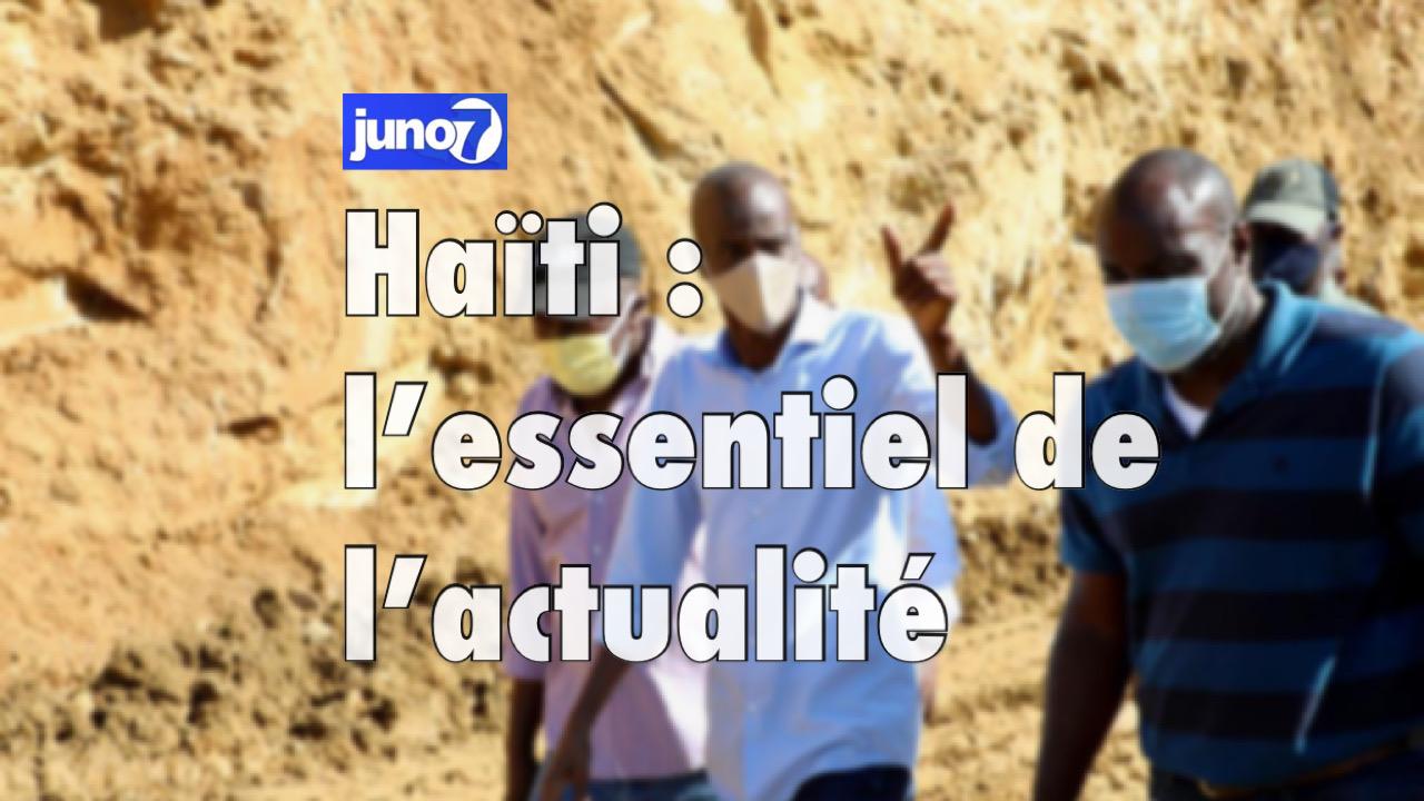 Haïti : L'essentiel de l'actualité du mercredi 30 décembre 2020