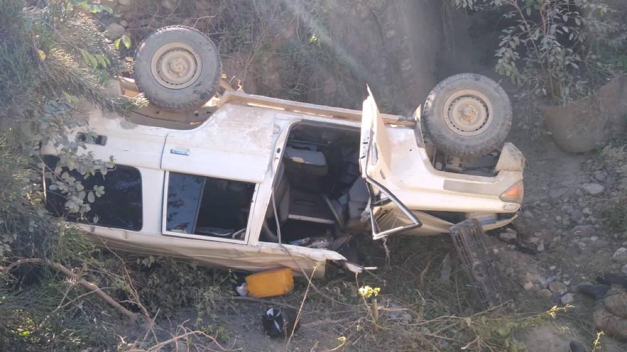 2 agents de l'USGPN tués dans un accident, des impacts de balles remarqués sur leur véhicule