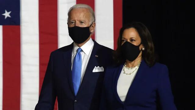 Joe Biden prête serment et est investi 46e président des États-Unis
