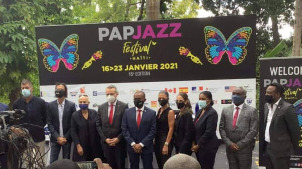 La 15ème édition de Papjazz Haïti est lancée