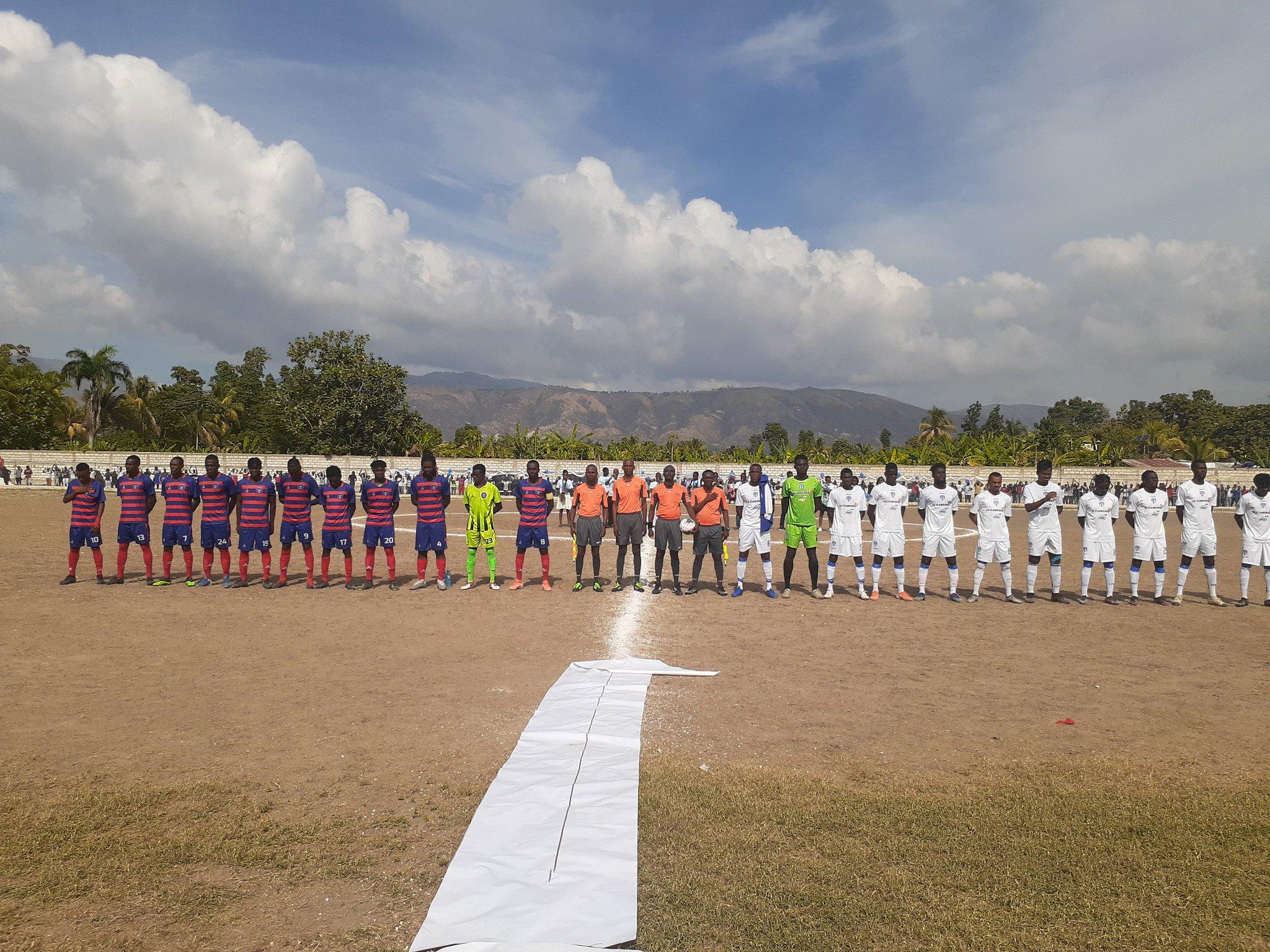 Arcahaie FC vs Violette: 2 morts et plusieurs blessés