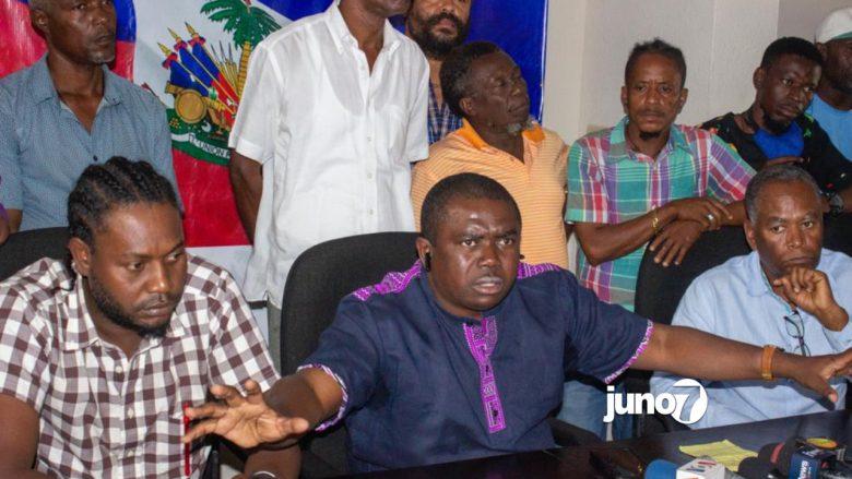 L'Opposition cherche le support de l'international et du secteur des droits humains pour déboulonner Jovenel Moïse