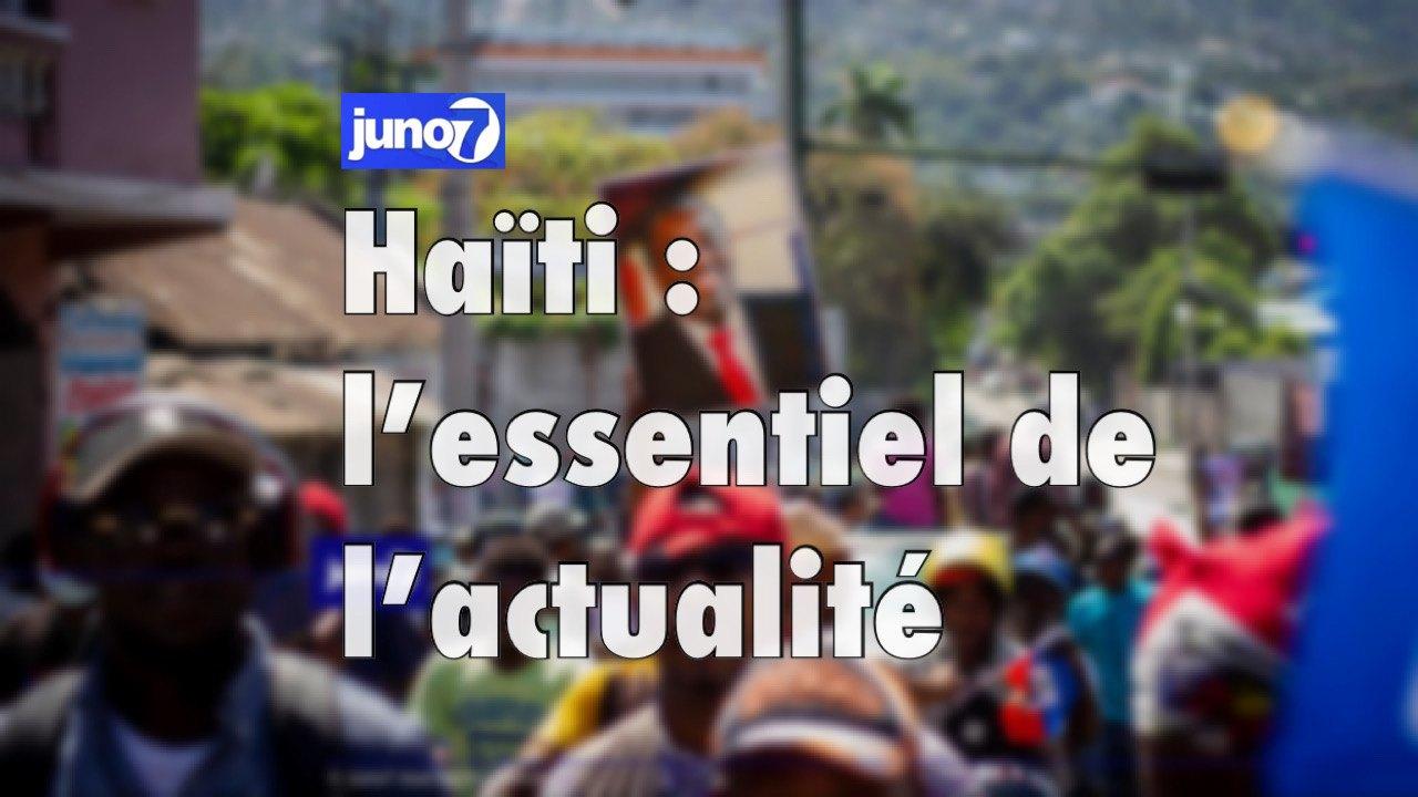Haiti: L'essentiel de l'actualité du lundi 15 février