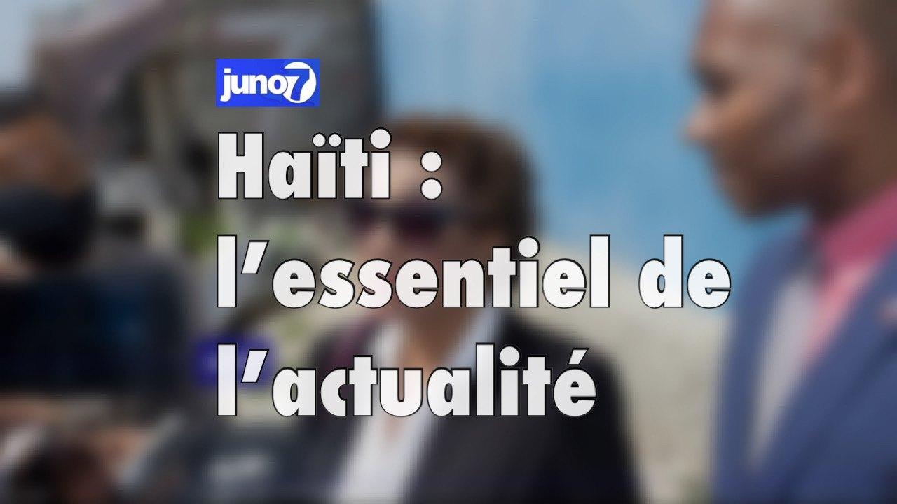 Haiti: L'essentiel de l'actualité du mercredi 10 février 2021