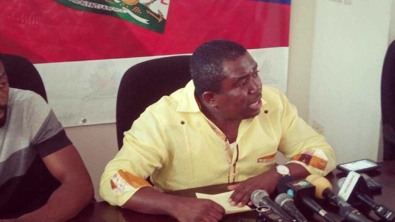 Opozisyon an lanse yon semèn mobilizasyon pou fòse Jovenel Moïse kite pouvwa a