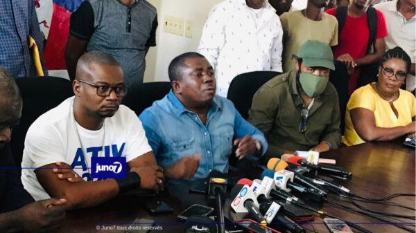 L'opposition soutient Nenel Cassy et appelle à une grande mobilisation ce dimanche