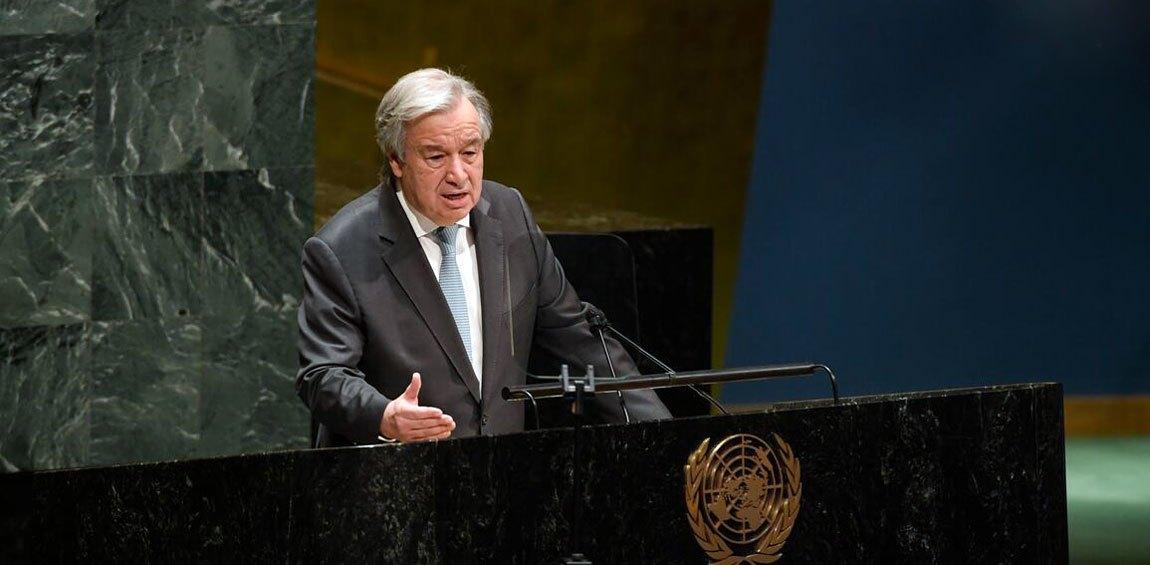 4 millions d'Haïtiens en situation d'insécurité alimentaire aiguë selon le secrétaire général de l'ONU