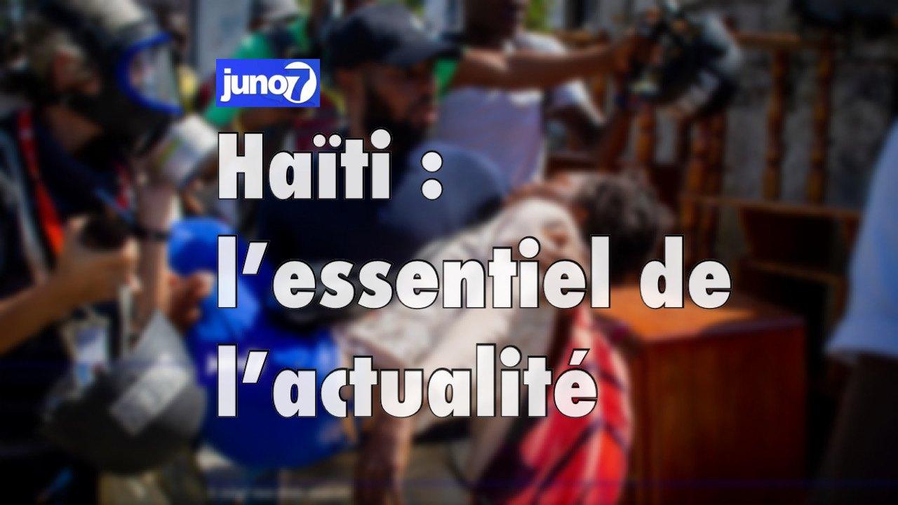 Haiti: L'essentiel de l'actualité du jeudi 11 février 2021