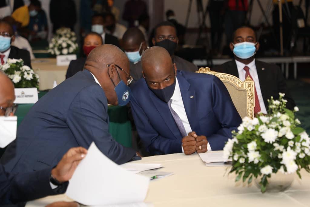 Haïti- Crise : l'Exécutif invite les citoyens à vaquer librement à leurs activités dans le calme