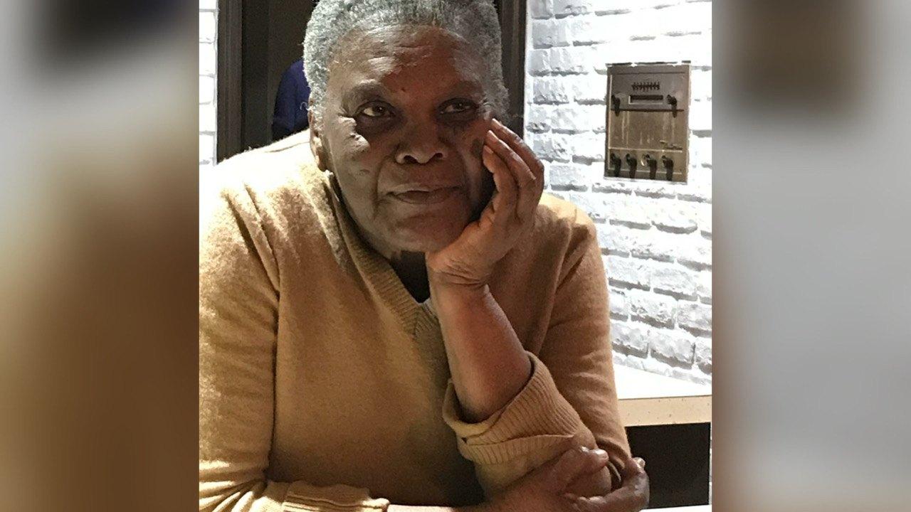 La Directrice du Travail du MAST, pleure la mort de sa mère Rose Marie F.Jean-Louis