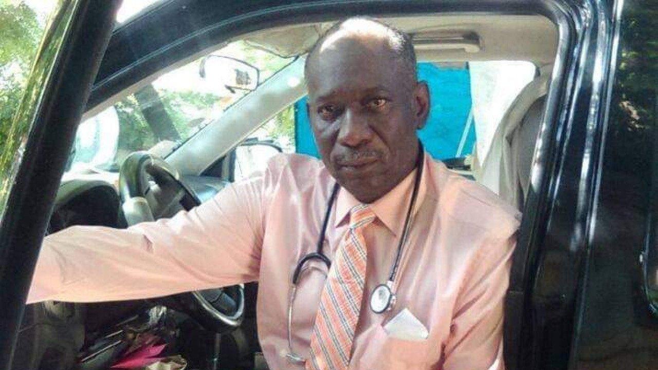 Le Dr Ernst Paddy Assassiné ce dimanche, protestation à Canapé-vert