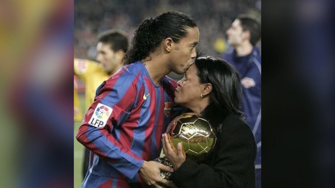 La mère de Ronaldinho décède de la Covid-19