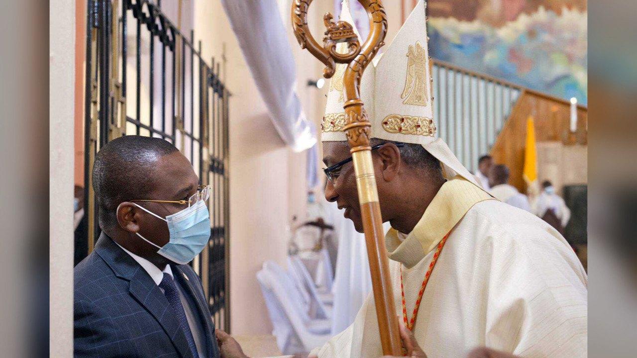 Funérailles de Mrg Pierre Antoine Paulo: Claude Joseph invite l'église à jouer son rôle de facilitatrice