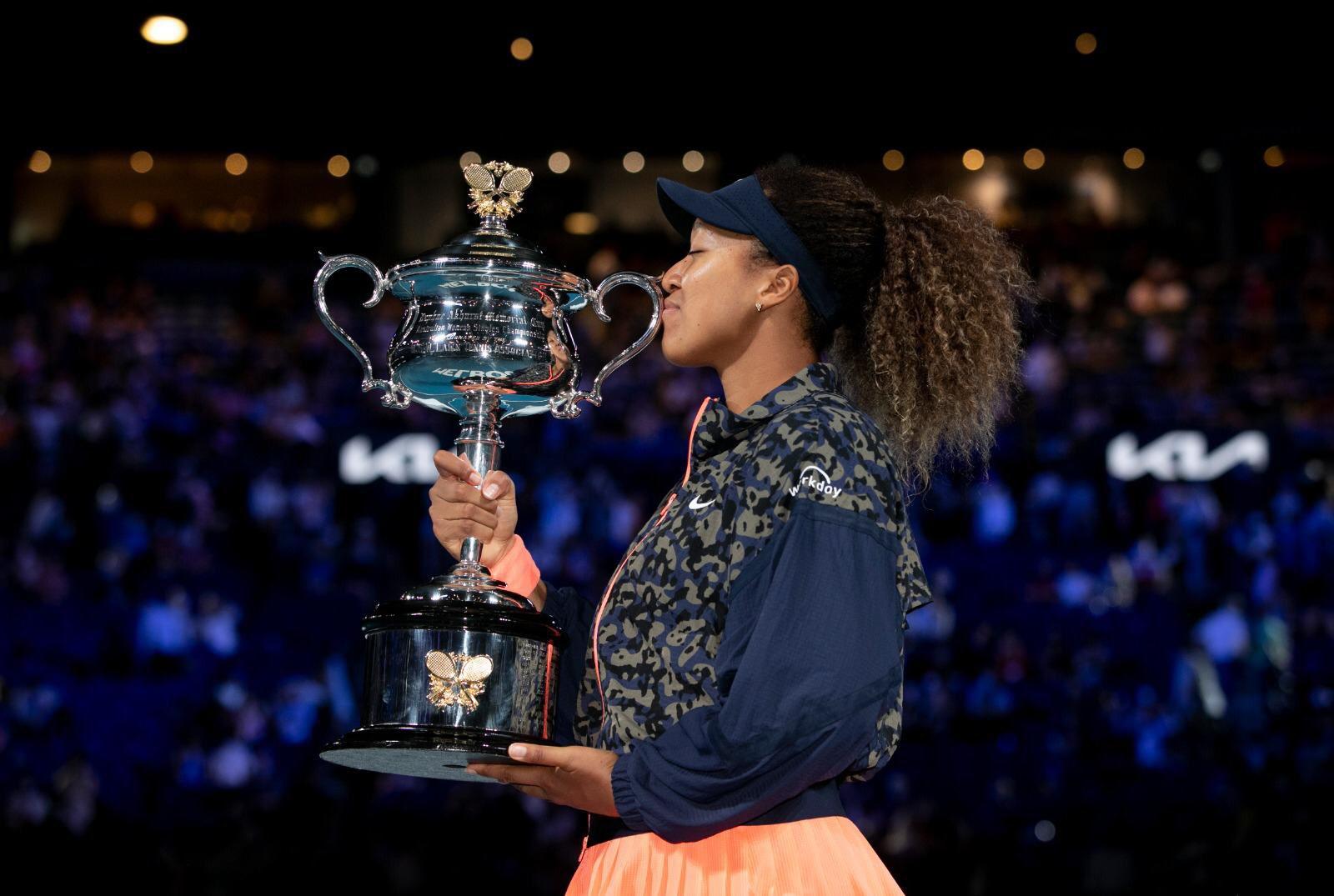 Naomi Osaka décroche un quatrième titre du Grand Chelem