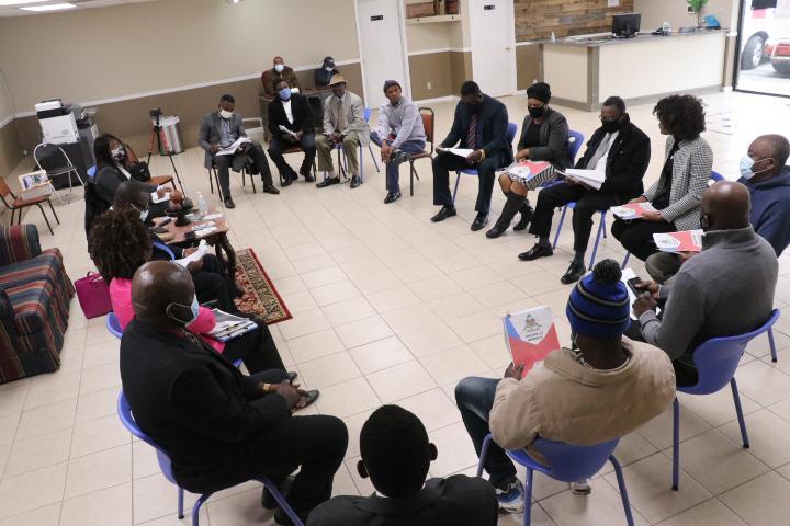 Réforme constitutionnelle: des missions diplomatiques sensibilisent des membres de la diaspora