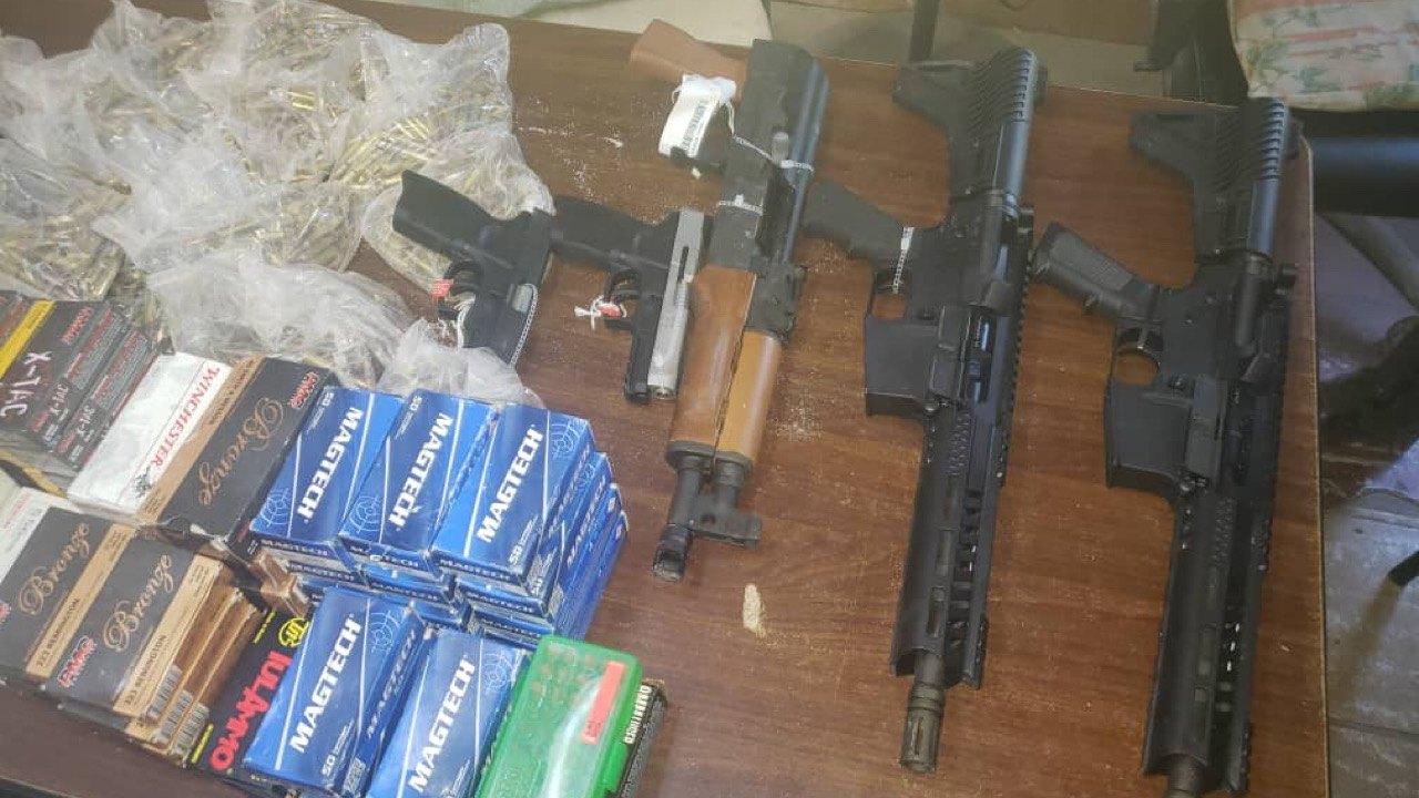 En moins de 24h, 9 armes à feu et plus de 10 000 cartouches saisies au port du Cap-Haïtien