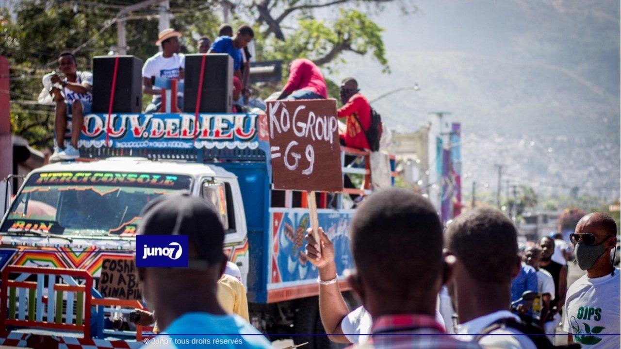 Marche pour la vie: un message formel pour demander au BINUH et à l'OEA de se désolidariser du PHTK
