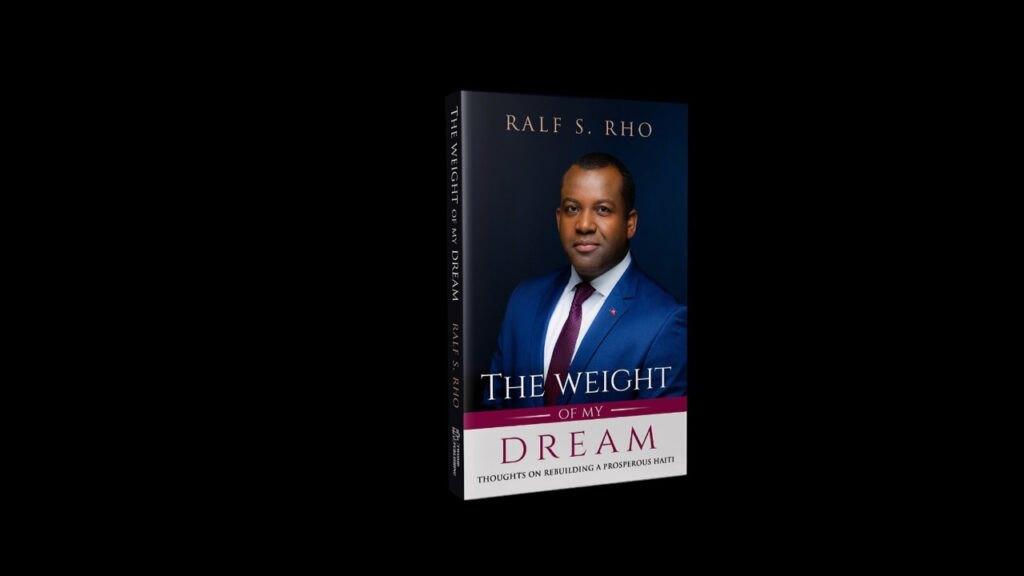 Ralf S. Rho publie son nouvel ouvrage « Le Poids de Mon Rêve » (The weight of my dream)