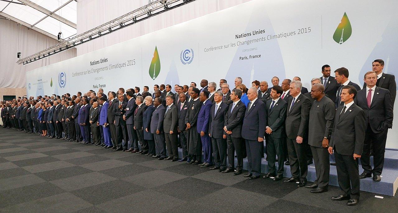 1er février 2017: ratification par l'Assemblée nationale de l'Accord de Paris sur le changement climatique