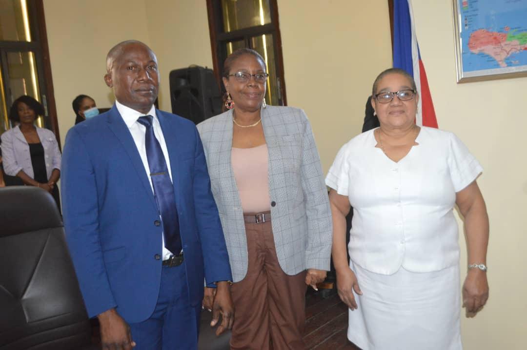 Installation de deux nouveaux directeurs au ministère des affaires sociales