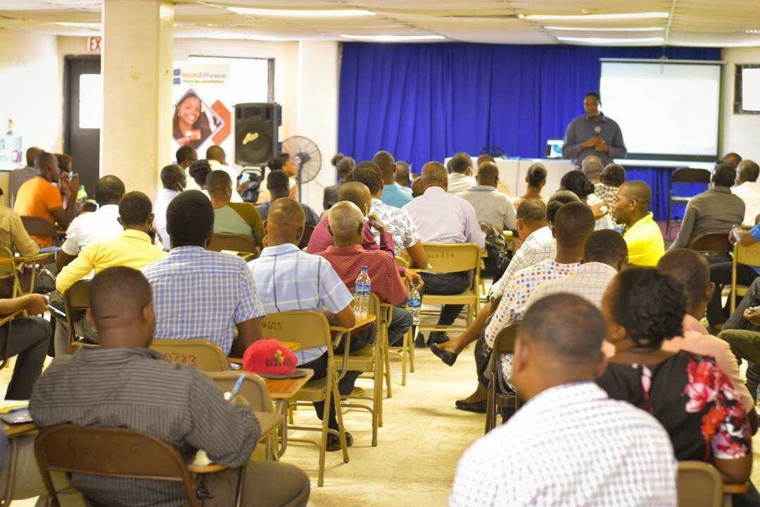 Haïti Efficace a initié des enseignants du Sud à l'utilisation des outils numériques
