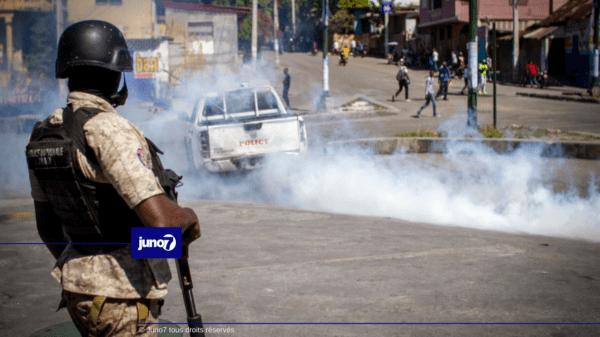 Brutalité policière contre des journalistes: l'AJH condamne et exige une enquête pour identifier les auteurs