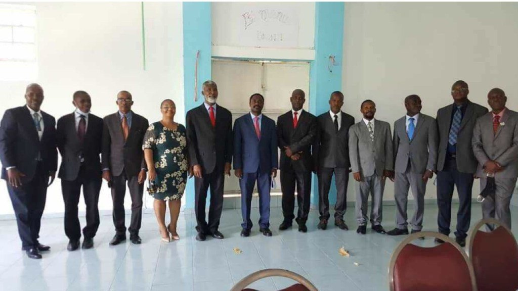 Le secteur protestant a créé une commission contre la dictature dans le pays