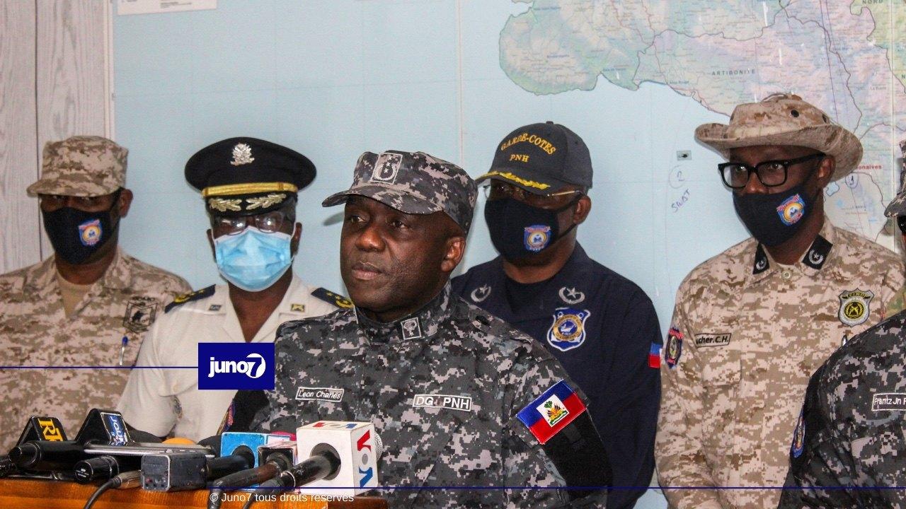 Opération à Village de Dieu: quatre policiers tués, Léon Charles dresse le bilan