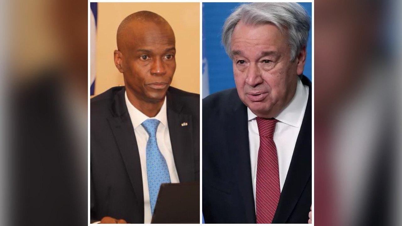 Après l'OEA, Jovenel Moïse sollicite l'appui de l'ONU à la PNH