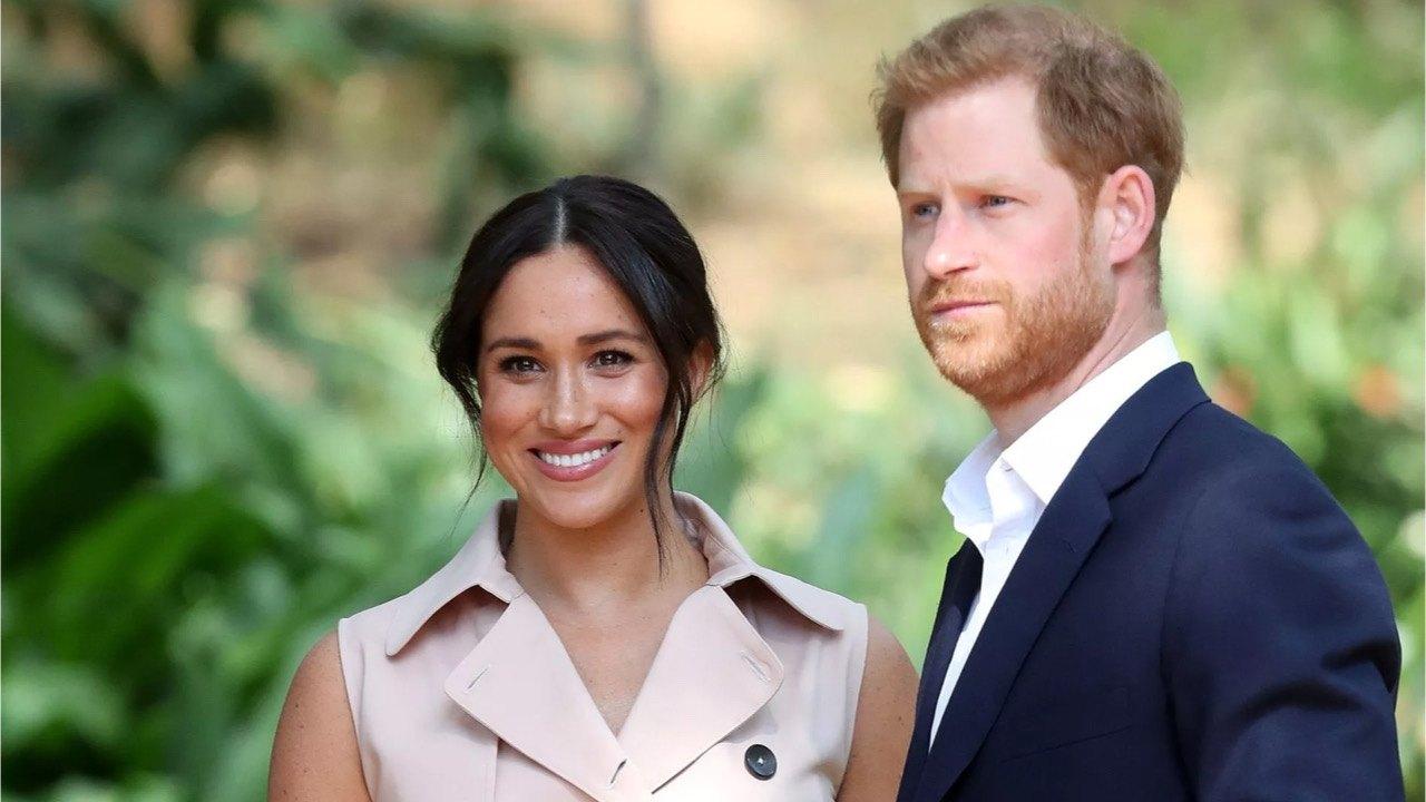 Révélations chocs de Meghan et du prince Harry sur la famille royale britannique