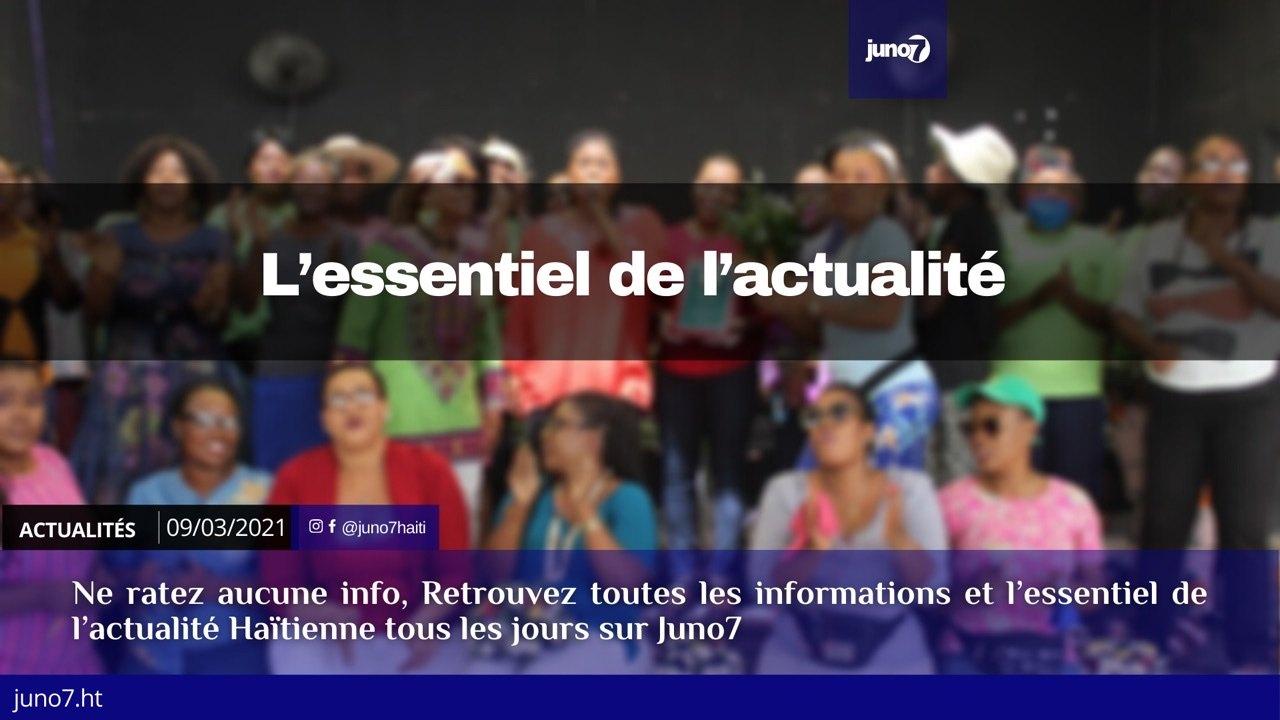 Haiti: L'essentiel de l'actualité du mardi 9 mars 2021