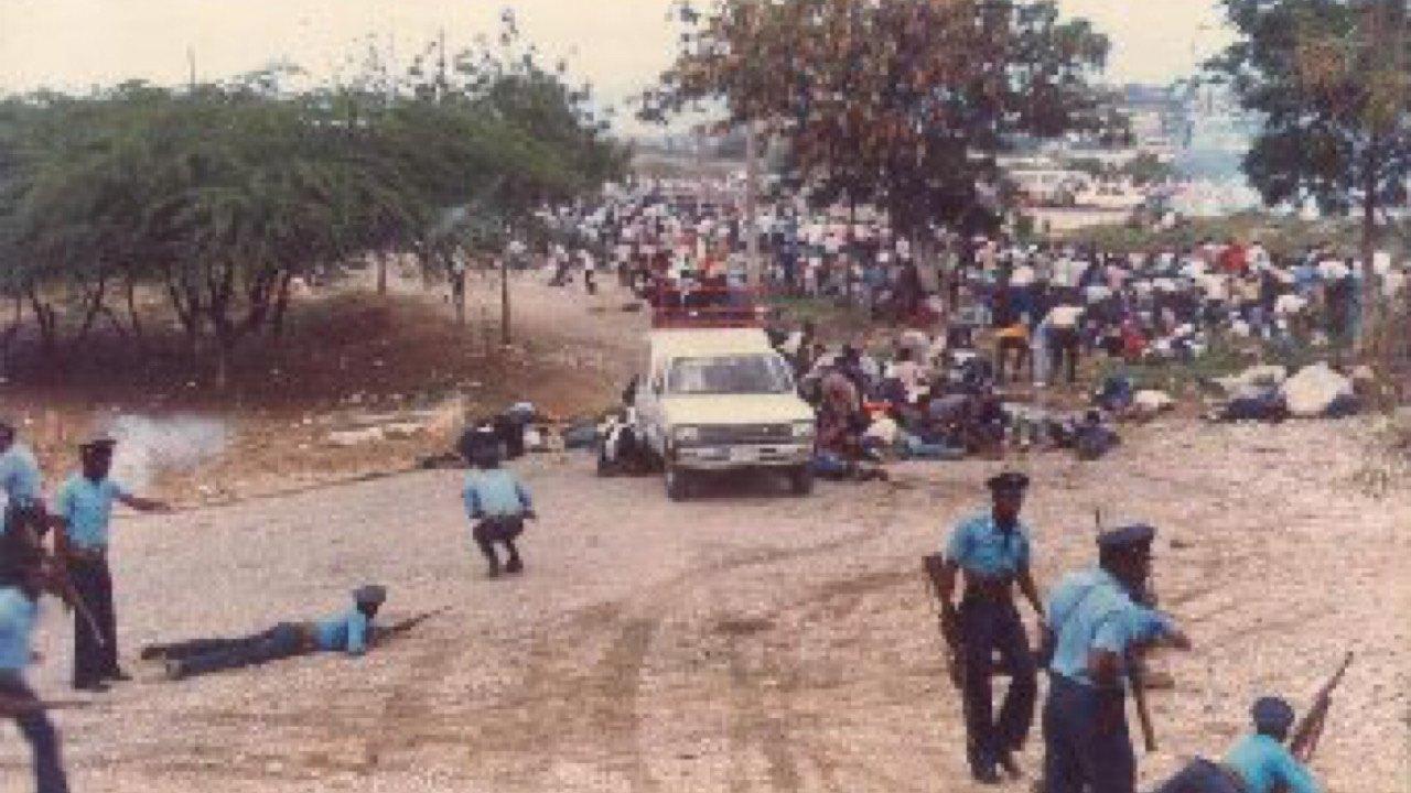 12 Mars 1990: massacre et pillage à Piatres