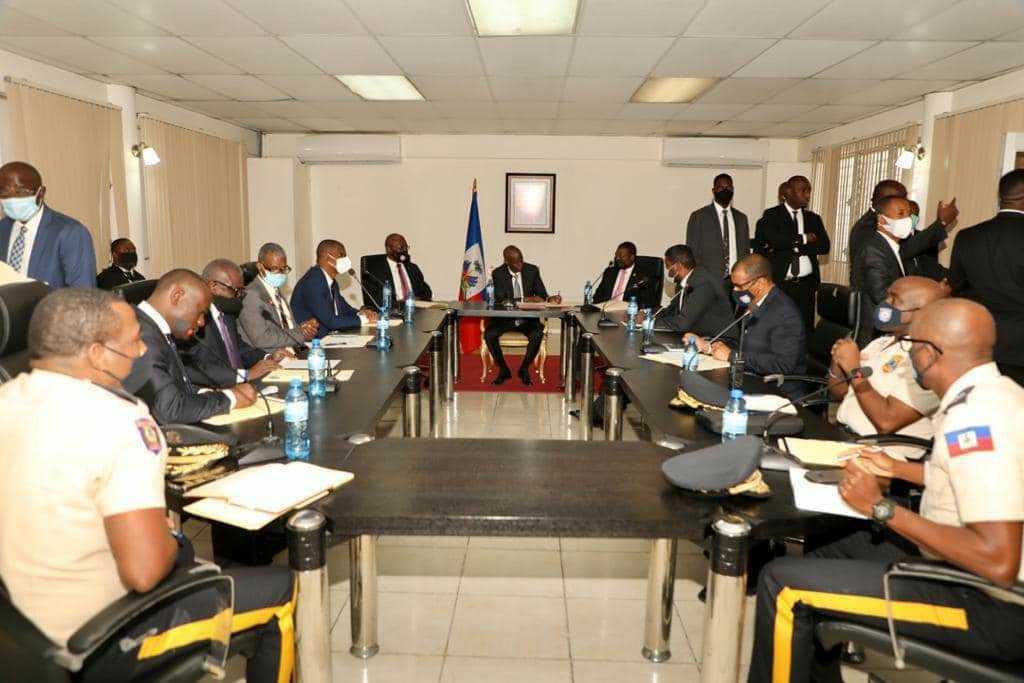 Le président Jovenel Moïse annonce lacréation d'une cellule anti-kidnapping