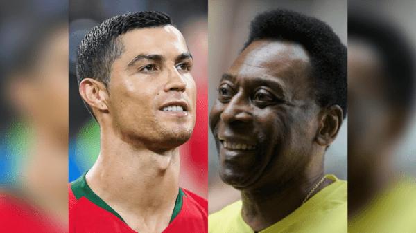 Foot: Cristiano Ronaldo détrône Pelé