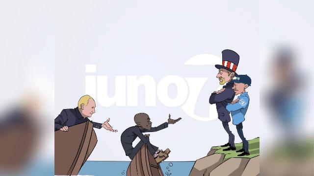 Quand le président rejette la Russie et cherche l'appui de l'ONU et l'OEA contre l'insécurité