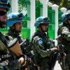 30 Avril 2004: résolution établissant, la Mission des Nations Unies pour la stabilisation en Haïti (MINUSTAH)