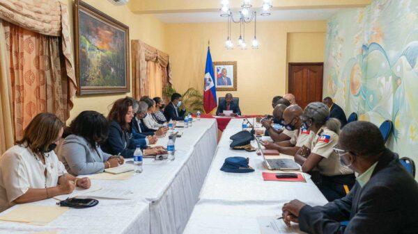 Réunion du CSPN avec le secteur privé, le premier ministre a.i passe à l'action