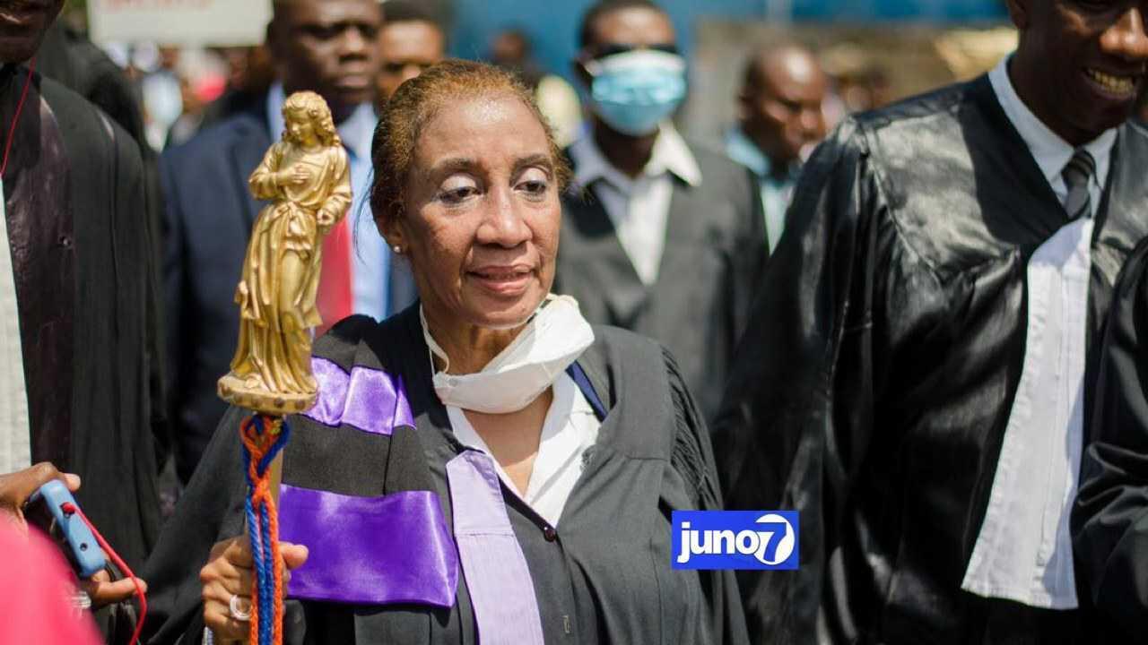 Le barreau de Port-au-Prince insiste sur la nécessité d'un accord sur la levée de la grève