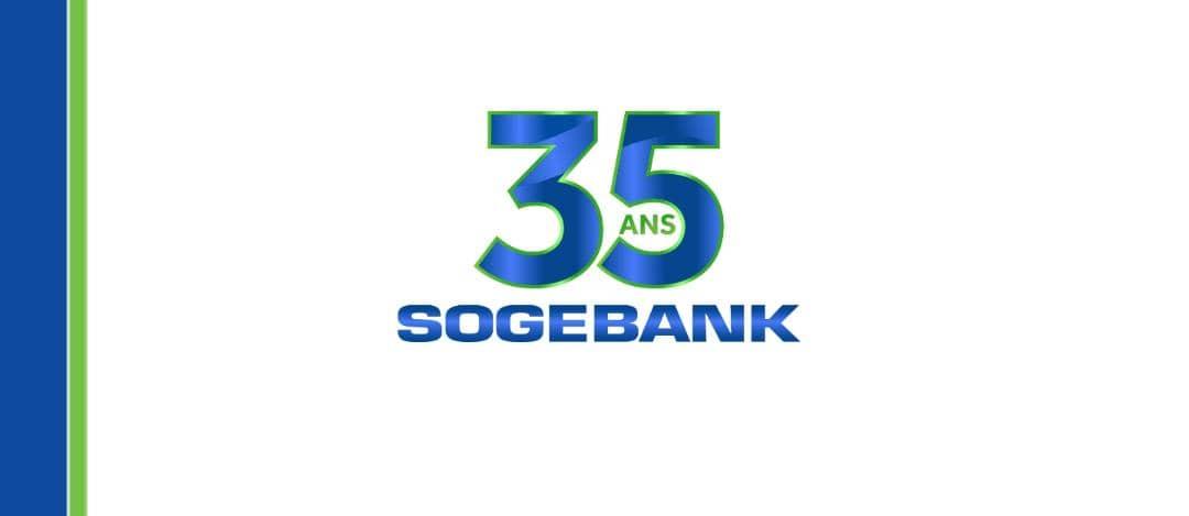 La Sogebank fête ses 35 ans d'existence