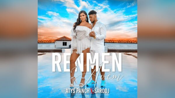 """Renmen avèm"", Atys Panch et Sarodj Bertin en quête d'amour"