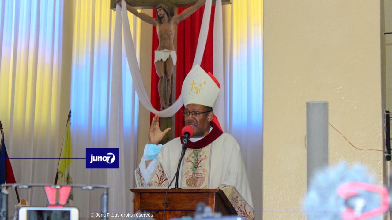 Une messe contre l'insécurité chantée par tous les évêques en l'église Saint-Pierre