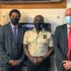 Trafic d'armes: Léon Charles et des officiels américains discutent du renforcement de la coopération