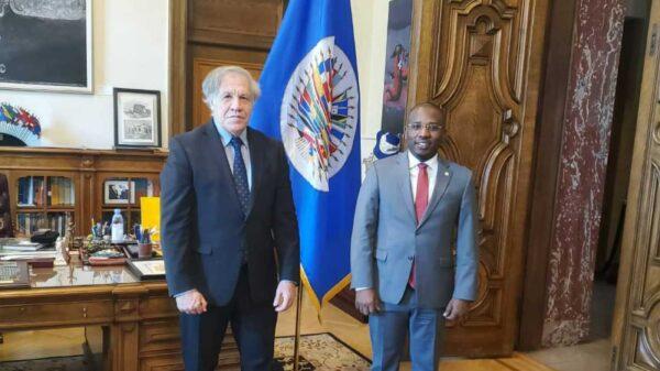 Le gouvernement haïtien demande l'appui de l'OEA pour la réalisation du référendum